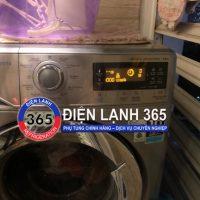 Cách tắt khóa trẻ em máy giặt Electrolux