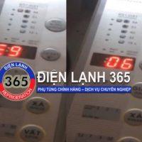 Máy giặt Sanyo báo lỗi E9 06