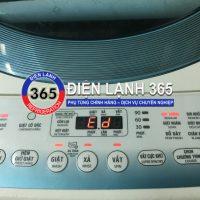 Máy giặt Toshiba báo lỗi Ed